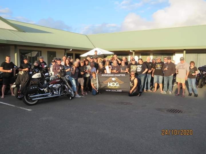 Chapter Ride - Northern Route