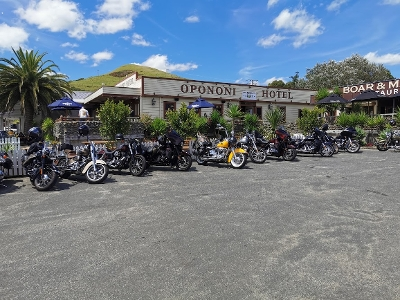 Opononi Chapter Ride 21.2.21